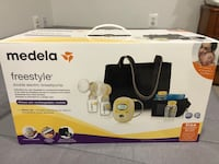 Medela Freestyle Deluxe double breast pump Fairfax, 22181