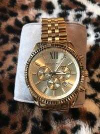 MICHAEL KORS - Gold Watch Toronto