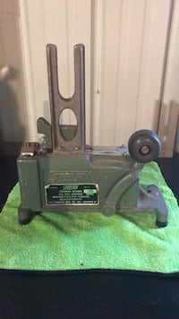Steelpix stemming machine. Cedar Falls, 50614