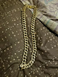 gold-colored chain necklace Lathrop, 95330