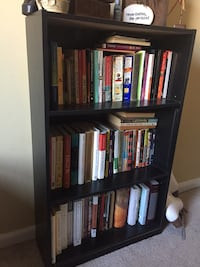 3-tier Bookshelf Washington