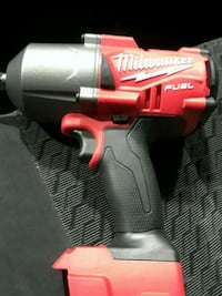 red and black Milwaukee cordless impact wrench Meriden, 06450