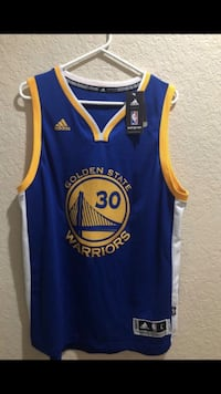 Jersey- New- Steph Curry  Homestead, 33032