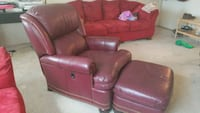 recliner chair real leather Centreville, 20121