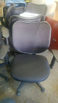 Office chairs with material breathable back Henderson, 89011