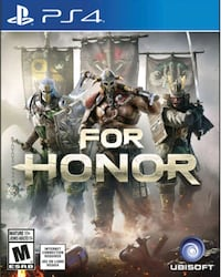 For Honor PS4 North York, M3K 2C1