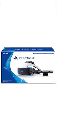 PlayStation VR with 2 motion controllers and games included