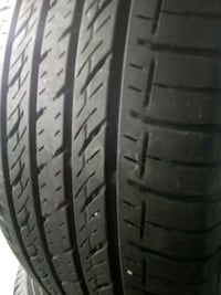 Tires 215-50-17 beautiful tires 80% tread Chicago, 60639