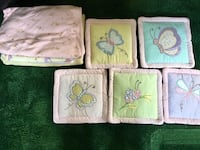 Baby wall decor and blankets Coquitlam, V3C 4N5