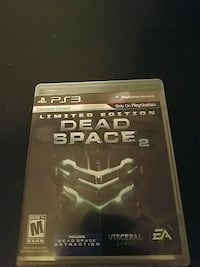 Sony PS3 Dead Space 2 Limited Edition Washington Township, 08080