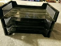 Stackable Desk Trays  Manassas