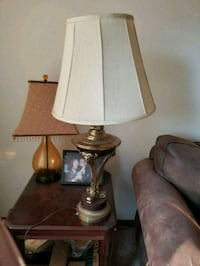 Very cool old detailed lamp. Heavy duty. Granger