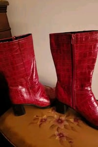 Trendy Red Boots Springdale, 20774