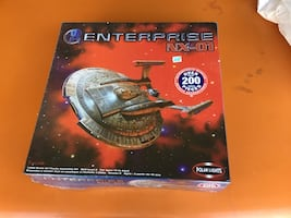 Star Trek Enterprise NX-01 1/350 Scale Model Kit