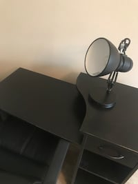 Desk, chair & lamp. Must sell by 8/12 Fairfax, 22030