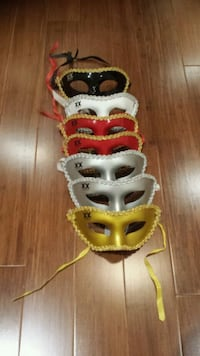 Halloween Masks all for $10.00 Vaughan, L6A 1A8