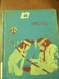 Apaches by Marion Israel Easley, 29640
