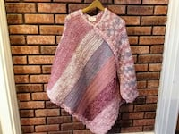 New ladies or teenagers handmade poncho Providence, 02908