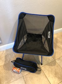 Portable super compact camping chair (3 available $40 each or $90 for all) San Jose, 95111