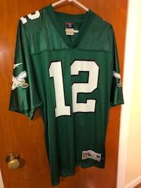 Philly Eagles Randell Cunningham #12 Reebok jersey size medium  College Park, 20740