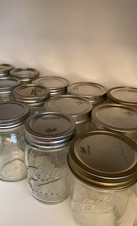24 Mason Jars with top Annandale, 22003