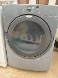 Grey front-load clothes dryer  Mississauga, L4W 3T4