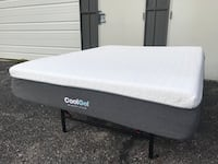 "New 12"" Cool Gel Memory Foam FULL Size Mattress only  Columbus, 43220"
