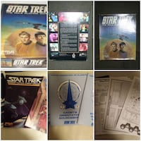 Vintage Star Trex Deluxe Role Playing Game++ Barrie