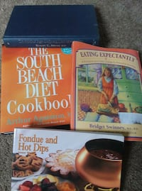 Diet/Cookbooks Newark, 43055