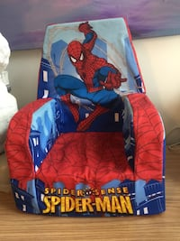 Spider-Man Chair Hardley used Morris, 16938