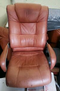 Recliner White Oak