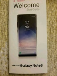 black Samsung Galaxy Note 4 box Tysons, 22182