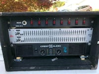 This power amp and eq is powerful!! Lincoln, 02865