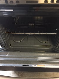 Whirlpool stainless steel stove used Fort Lauderdale, 33312