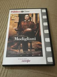 DVD Modigliani Madrid, 28020