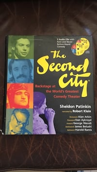 The second city with two cds