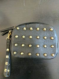 brown leather studded studded wallet Richmond, V7E 0A1