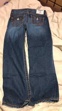 Boys true religion jeans 76 km