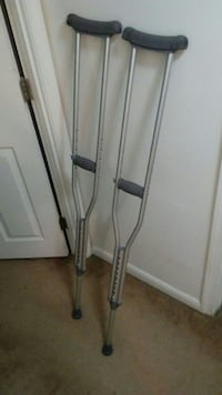 A pair of crutches  Woodlawn, 21244