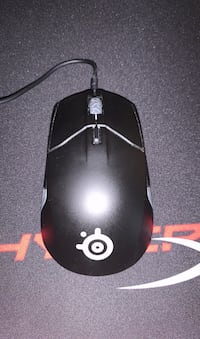 Steel series gamig mouse