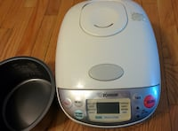 Zojirushi 5 Cup Rice Cooker null