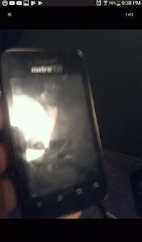 Zte cell phone metro pcs