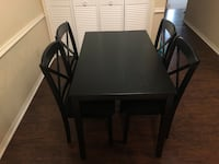 Dining table and chairs Houston, 77063