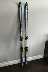 178cm Fischer Revolution Skis for sale with Bindings  LONDON