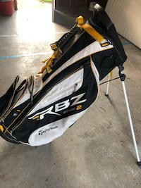 TaylorMade RBZ Golf Bag with shoulder straps  Herndon, 20170