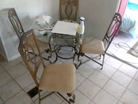 Glass tables an chairs Fort Myers, 33908
