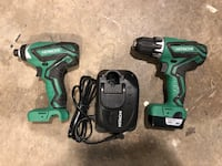 Hitachi Impact Driver and Drill Virginia Beach, 23455