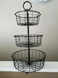 Farmhouse 3 Tier Basket  Magna, 84044