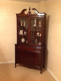 Hutch buffet antique