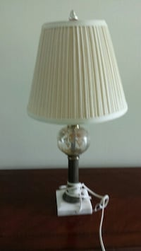 Marble base table lamp Wilmington, 28409